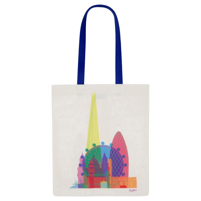 Yoni Alter, London Tote bag