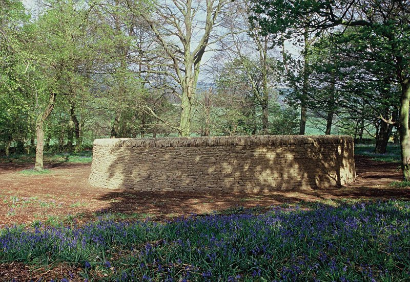 Andy Goldsworthy Outclosure
