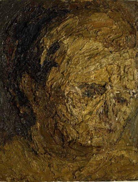 Frank Auerbach Head of E.O.W. VIII 1956