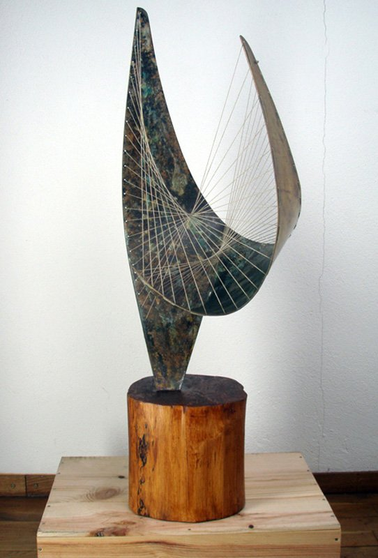 Copy of Barbara Hepworth's Orpheus (Maquette 2) 2001