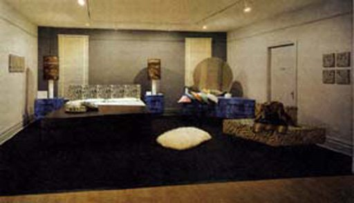 Claes Oldenburg Bedroom Ensemble 1963