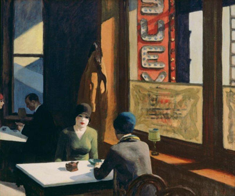 Edward Hopper And British Artists Tate