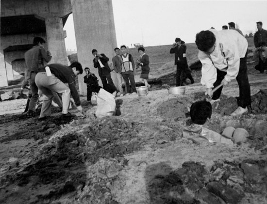 Murder on the Han River 1968