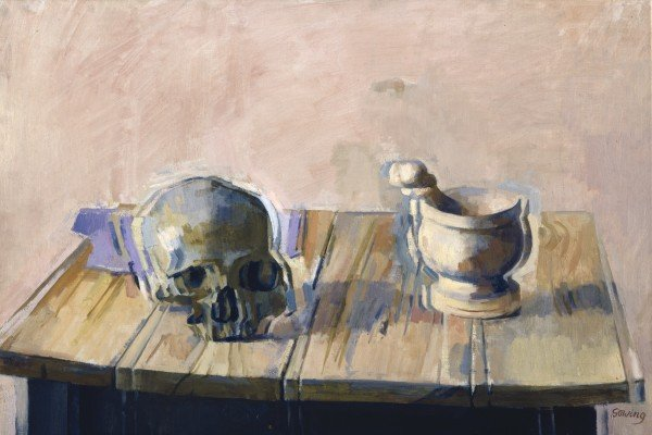 Lawrence Gowing Still Life: Vanitas 1965