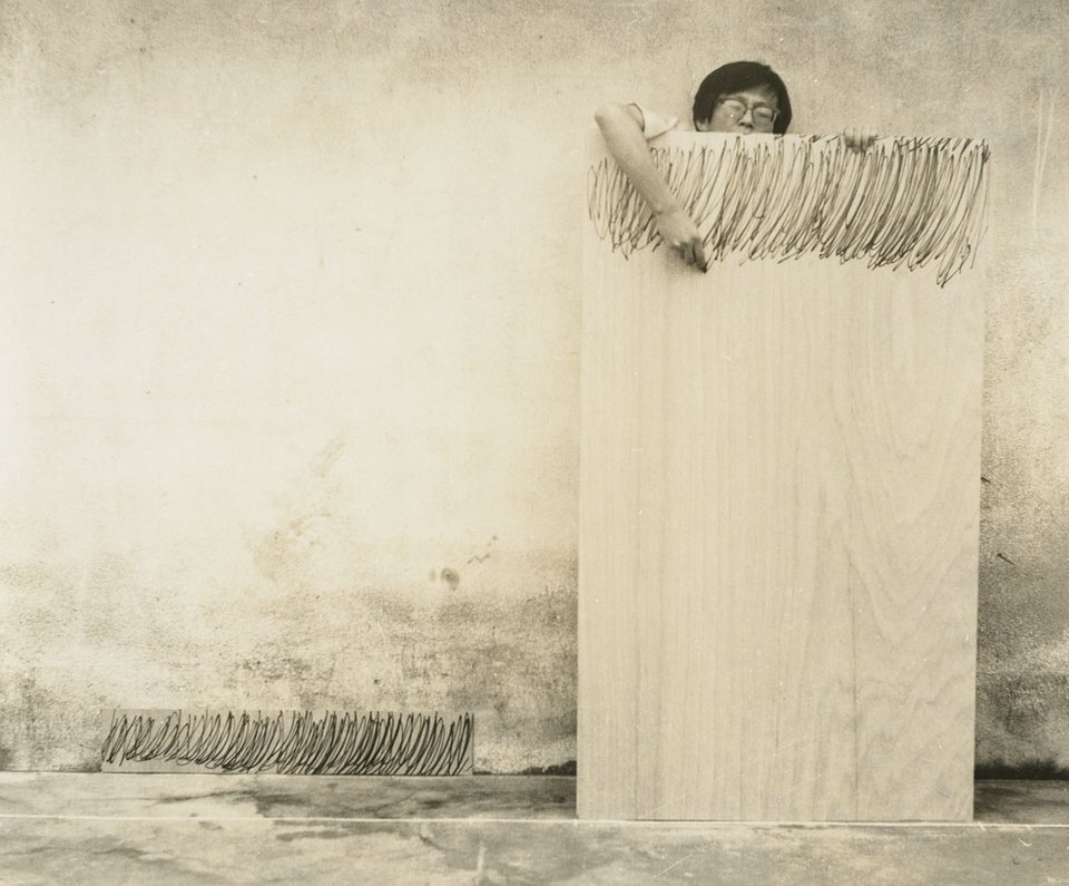 Body Drawing 76-01 1976