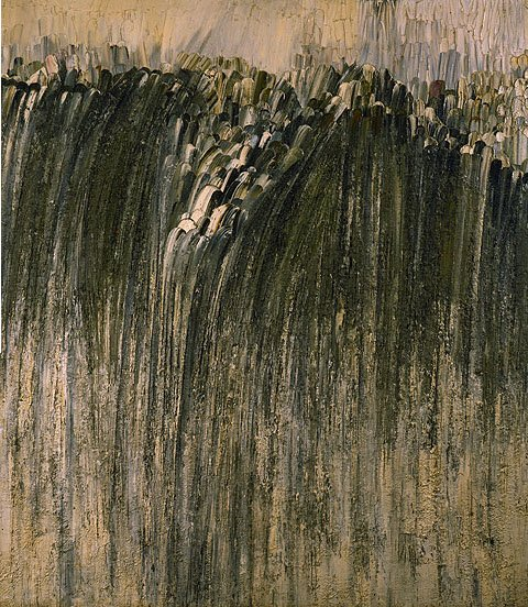 Jay DeFeo Origin 1956