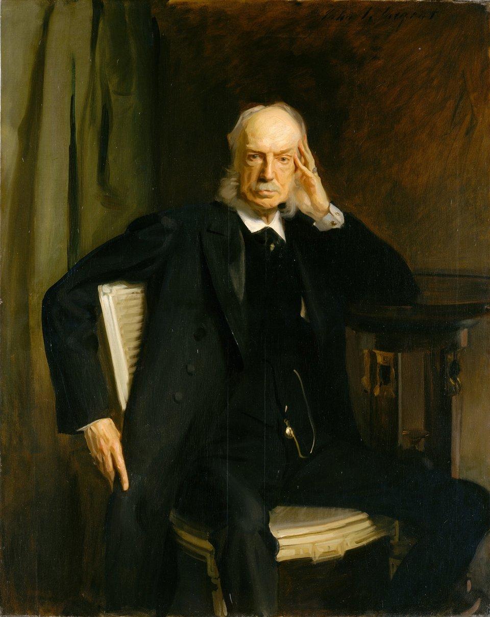 John Singer Sargent, Henry G. Marquand 1897