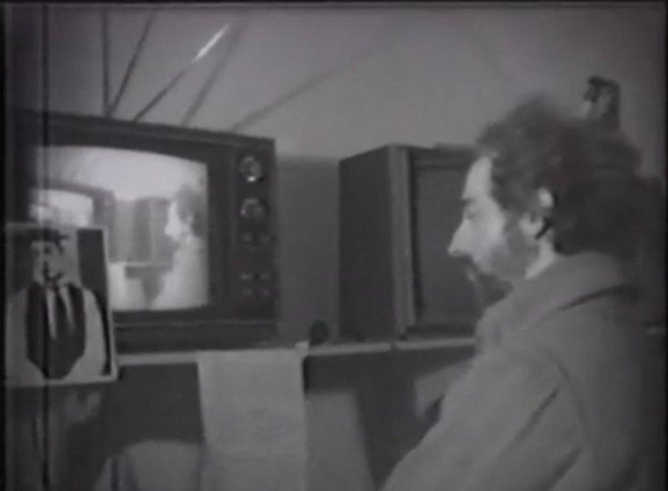 Robert Morris, Exchange 1973 (still)