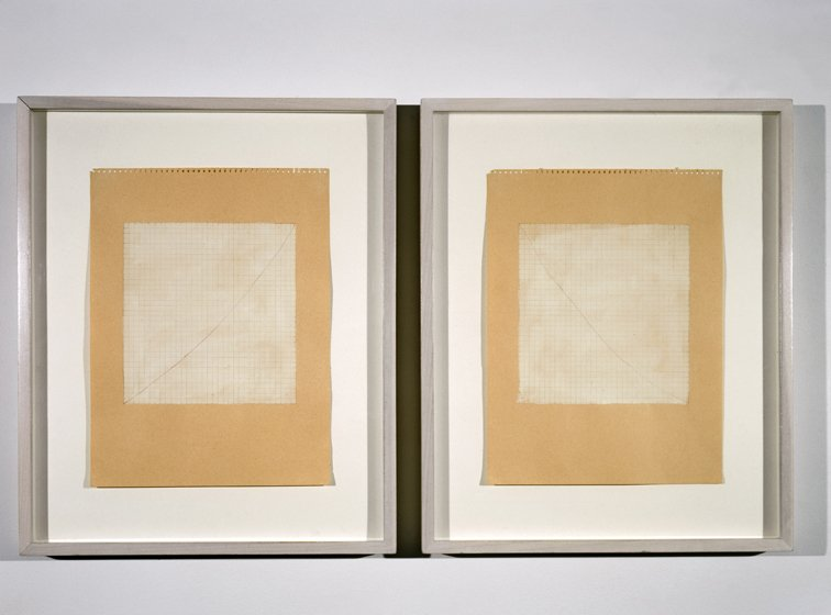 "Felix Gonzalez-Torres ""Untitled"" (Bloodworks) 1989"