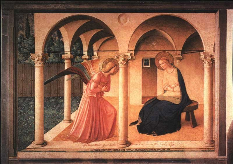Fra Angelico Annunciation c.1440–20