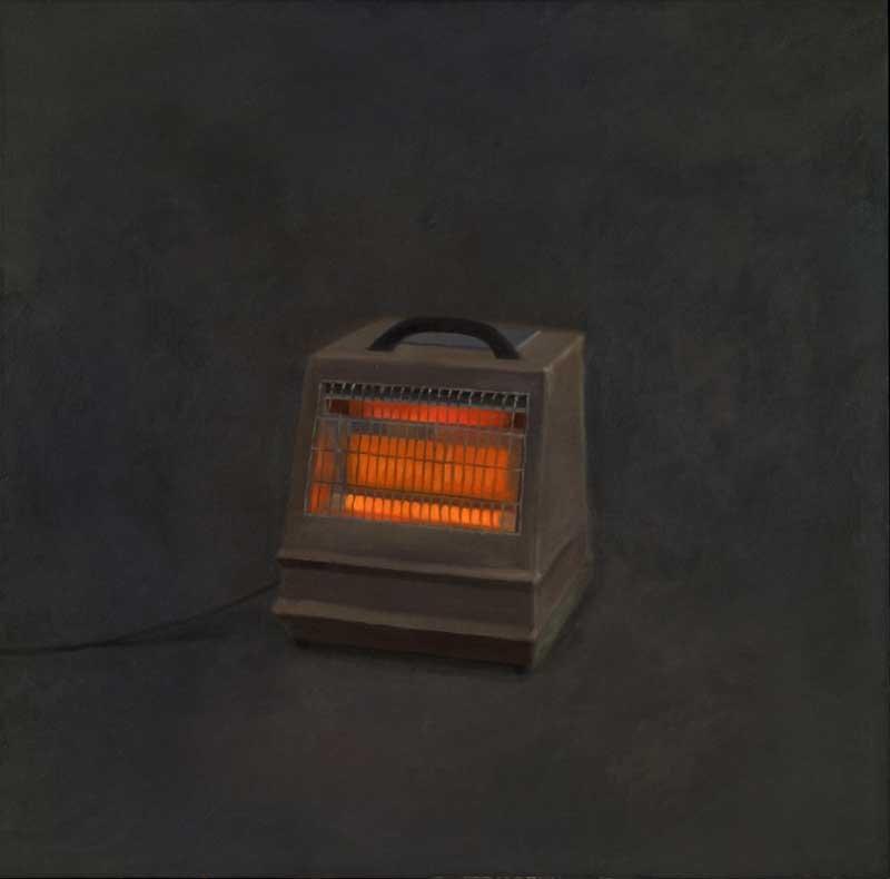 Vija Celmins Heater 1964