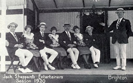 Jack Sheppard's Entertainers, 1920