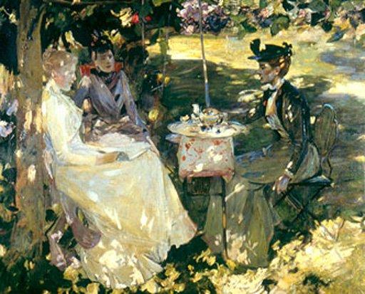 James Guthrie Midsummer 1892
