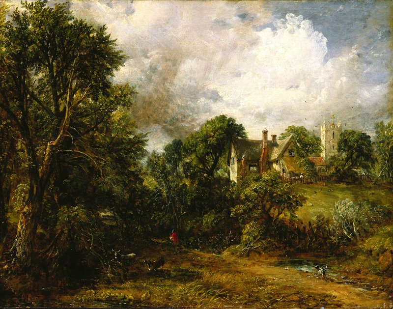 John Constable The Glebe Farm 1827