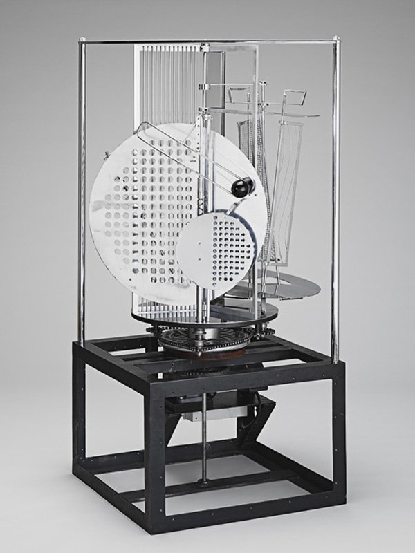 László Moholy-Nagy Light Prop for an Electric Stage