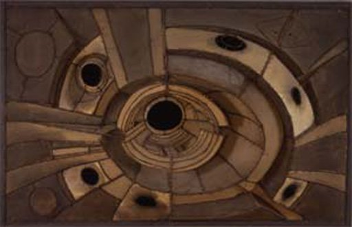 Lee Bontecou Untitled 1960