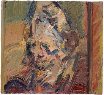 Frank Auerbach, Head of Catherine Lampert 2003–4