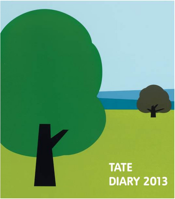 Tate Desk Diary 2013