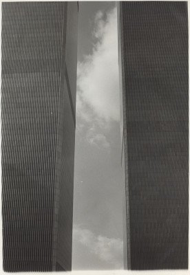 Anarchitecture Group/Gordon Matta-Clark, Anarchitecture: World Trade Towers 1974