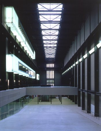 The Turbine Hall, Tate Modern, London, c.2000