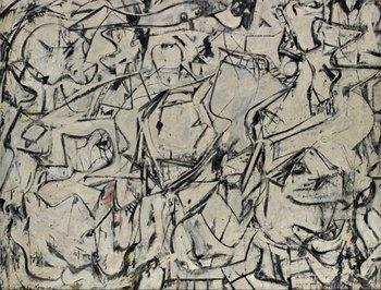 Willem de Kooning, Attic 1949