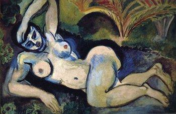 Henri Matisse, Blue Nude (Memory of Biskra) 1907
