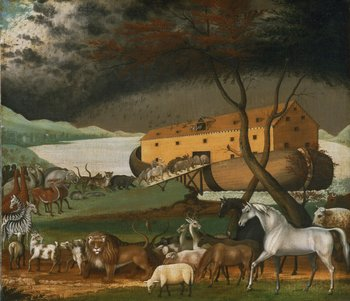 Edward Hicks, Noah's Ark 1846