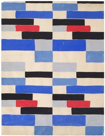 Sonia Delaunay Design B53 1924