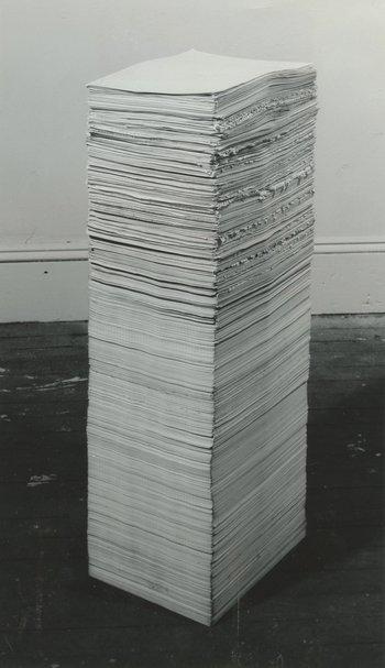 Jonathan Borofsky, Counting 1969–
