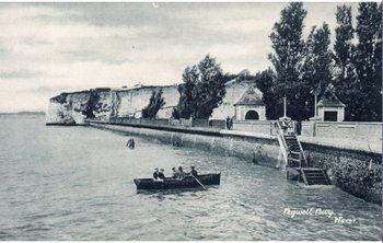Pegwell Bay postcard c.1910
