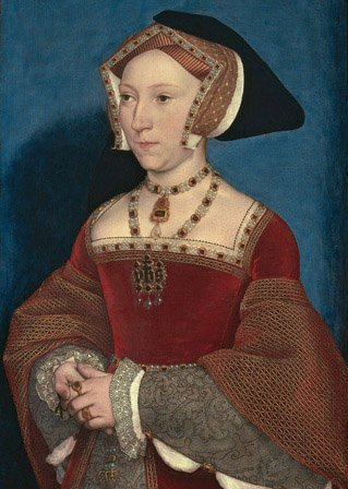 Hans Holbein the Younger Queen Jane Seymour