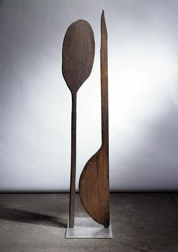 Louise Bourgeois Paddle Woman 1947
