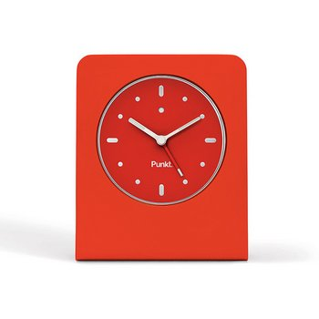 Alarm Clock - red by Punkt