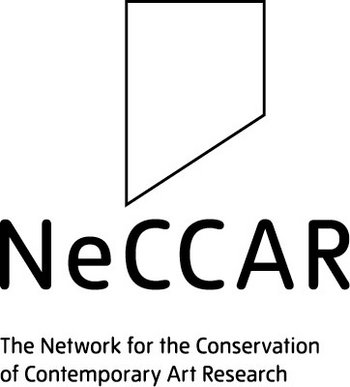 Logo for the Network for Conservation of Contemporary Art Research
