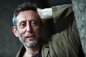 Michael Rosen portrait