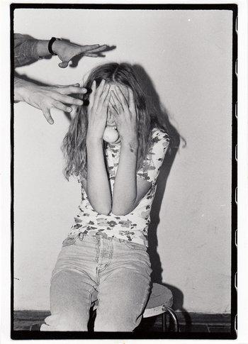 Ivars Gravlejs, Scream and Flash 1995, printed 2009