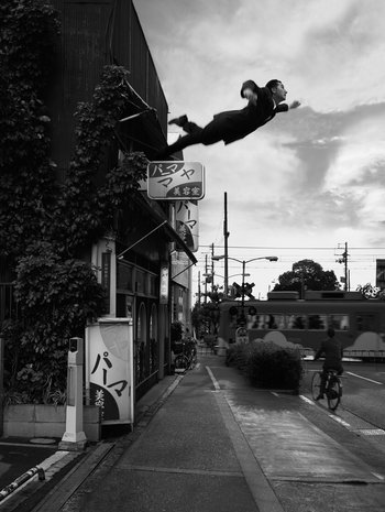 Yasumasa Morimura A Requiem: Theater of Creativity/Self-Portrait as Yves Klein 2010