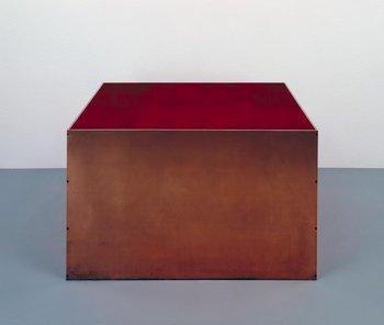 Donald Judd, Untitled 1972
