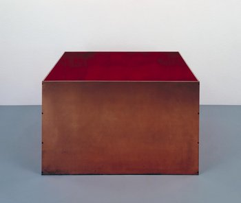 Donald Judd, Untitled 1972