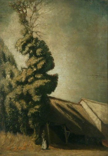 William Rothenstein Le Grand-I-Vert 1899