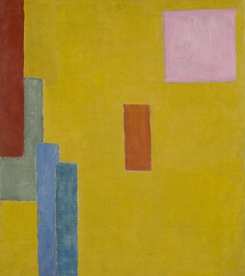 Vanessa Bell, Abstract Painting c.1914