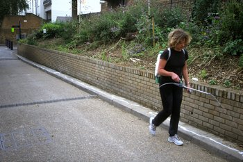 Susan Stockwell Taking A Line For A Walk