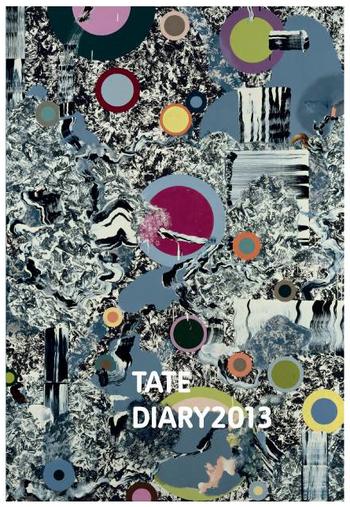 Tate pocket diary 2013