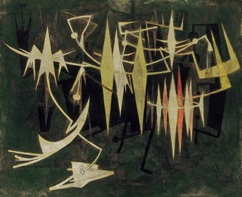 Wifredo Lam, 'At the End of the Night' 1969
