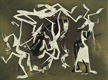 Wifredo Lam, 'Second Adventivity' 1969