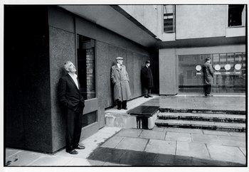 Tom Ray-Jones The City, London 1967