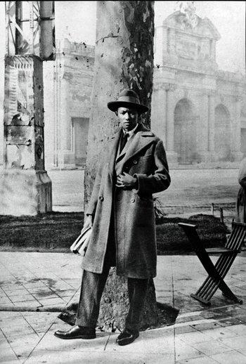 1925ca, Wifredo Lam in Madrid