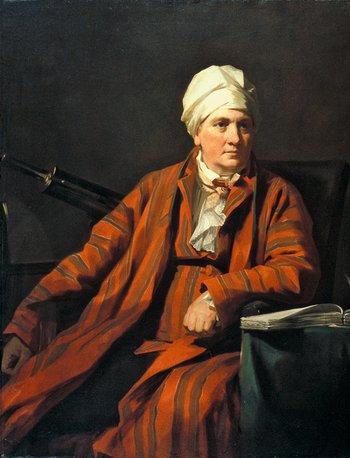 Henry Raeburn John Robinson 1798