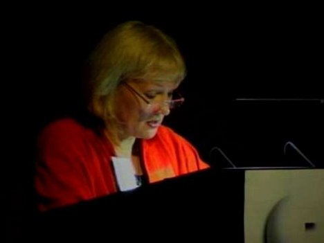 Still image of Encountering Eva Hesse Symposium - 16 parts