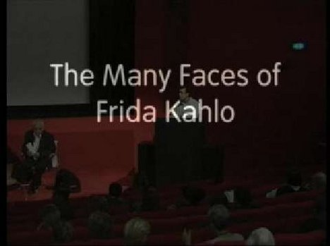 Still image of The Many Faces of Frida Symposium - 16 parts